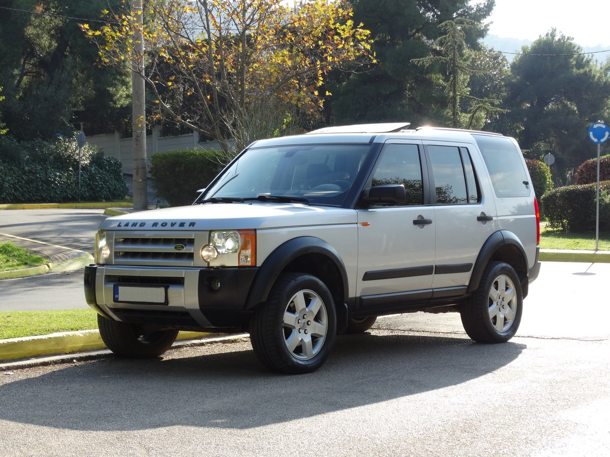 2006 Land Rover Discovery 3, 1-owner, original paint For Sale (picture 1 of 6)