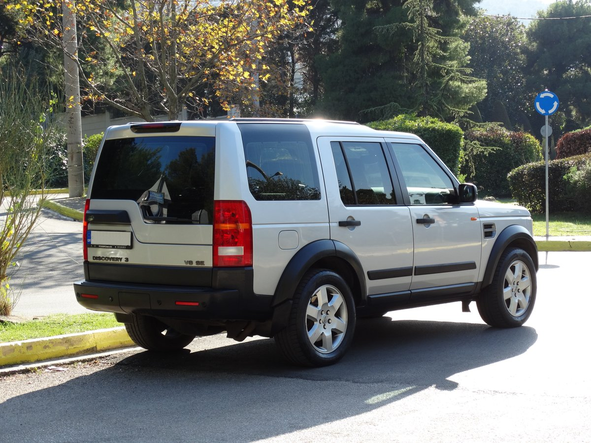 2006 Land Rover Discovery 3, 1-owner, original paint For Sale (picture 2 of 6)