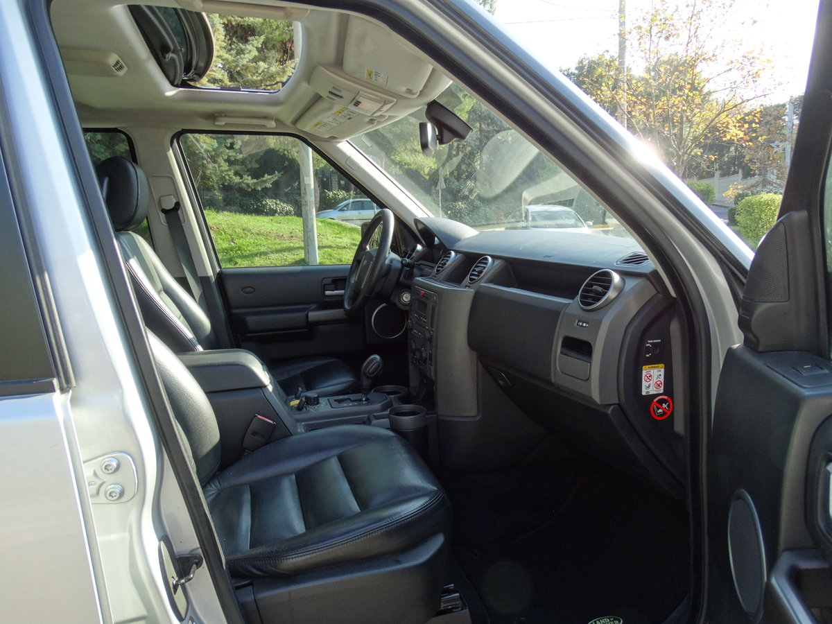 2006 Land Rover Discovery 3, 1-owner, original paint For Sale (picture 3 of 6)