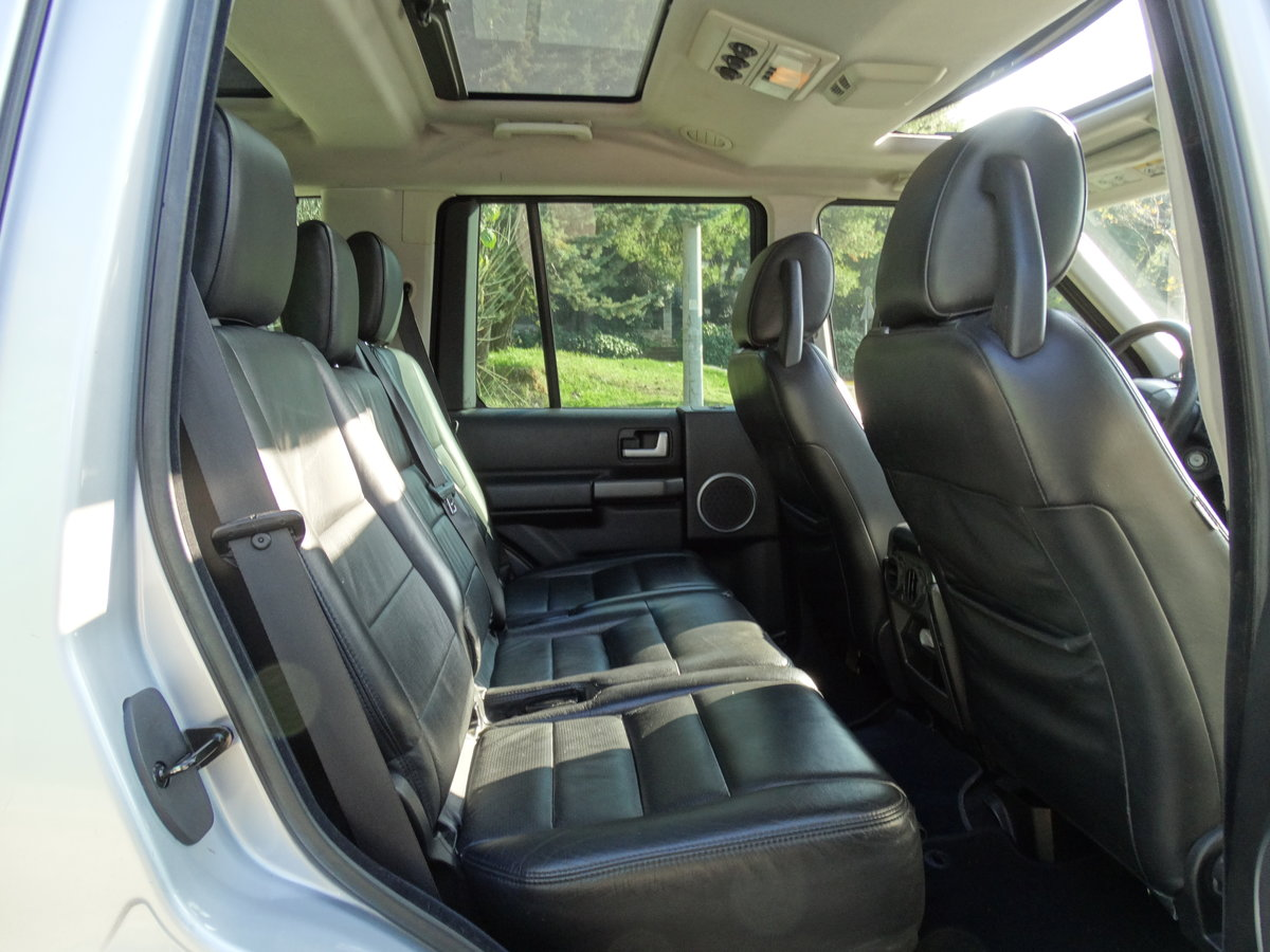 2006 Land Rover Discovery 3, 1-owner, original paint For Sale (picture 4 of 6)