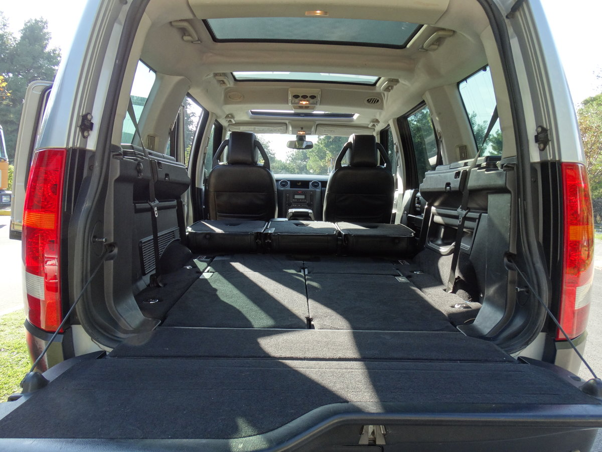 2006 Land Rover Discovery 3, 1-owner, original paint For Sale (picture 5 of 6)
