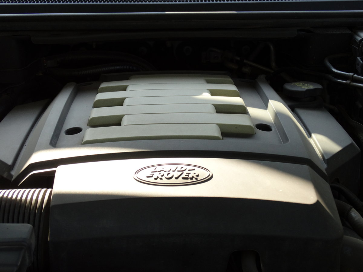 2006 Land Rover Discovery 3, 1-owner, original paint For Sale (picture 6 of 6)