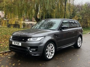 2013 Land Rover  RANGE ROVER SPORT  3.0 SDV6 AUTOBIOGRAPHY DYNAMI For Sale