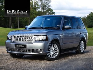 2011 Land Rover  RANGE ROVER  4.4 TDV8 VOGUE WITH ULTIMATE BODY S For Sale