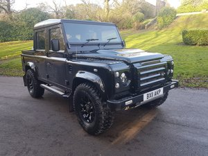 2011 LAND ROVER DEFENDER 110 DOUBLE CAB XS For Sale