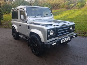 2007 LAND ROVER DEFENDER 90 COUNTY STATION WAGON For Sale