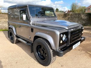 2011 Twisted P4 Land Rover Defender 90 TDCi hardtop+superb! SOLD