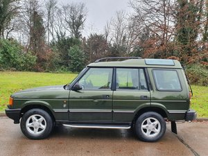 1998 LandRover Discovery.. Safari Ltd Edition.. 300 TDi + 7 Seats SOLD