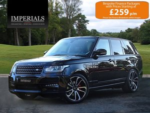 2014 Land Rover  RANGE ROVER  3.0 SDV6 VOGUE SE 2015 MODEL WITH U For Sale