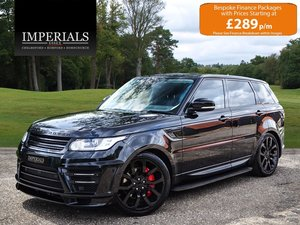 2016 Land Rover  RANGE ROVER SPORT  3.0 SDV6 HSE DYNAMIC WITH ULT For Sale