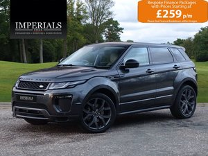 2016 Land Rover  RANGE ROVER EVOQUE  2.0 TD4 AUTOBIOGRAPHY EU6 20 For Sale