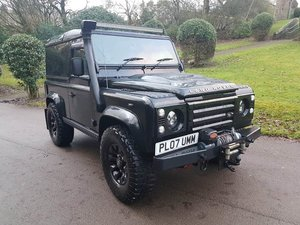 2007 LAND ROVER DEFENDER 90 TDCI