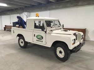 1971 Landrover 109 towtruck longcab For Sale