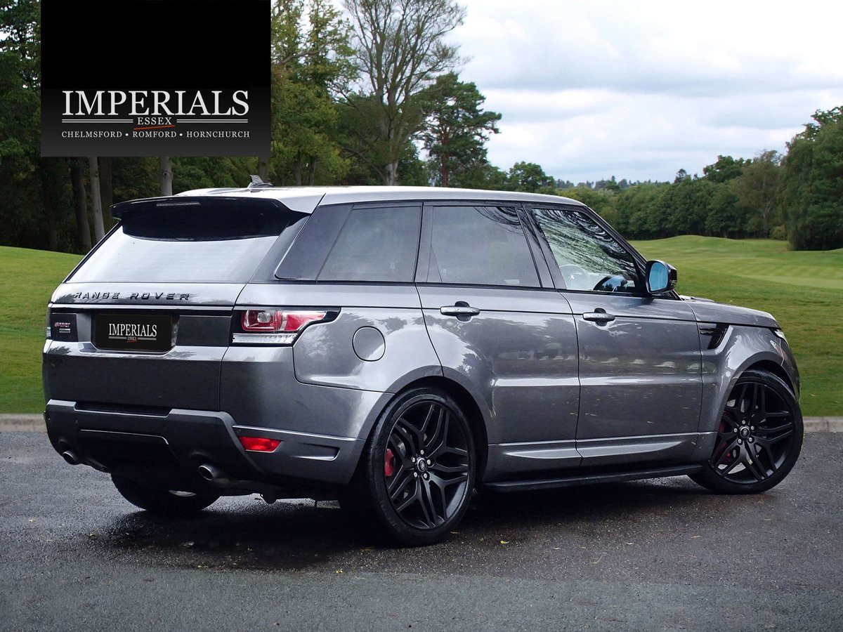 2015 Land Rover  RANGE ROVER SPORT  4.4 SDV8 AUTOBIOGRAPHY DYNAMI For Sale (picture 4 of 24)