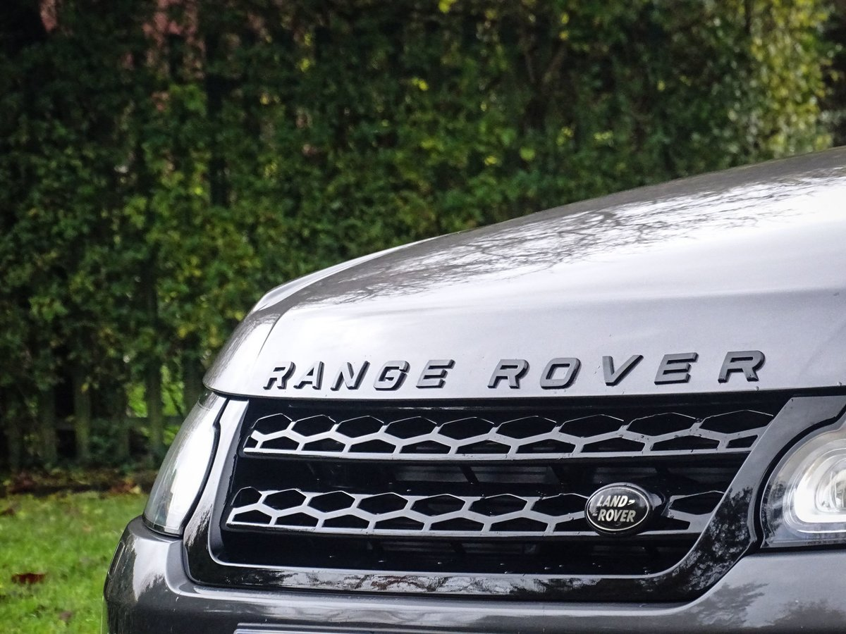 2015 Land Rover  RANGE ROVER SPORT  4.4 SDV8 AUTOBIOGRAPHY DYNAMI For Sale (picture 9 of 24)