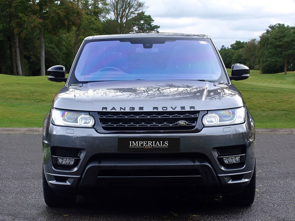 2015 Land Rover  RANGE ROVER SPORT  4.4 SDV8 AUTOBIOGRAPHY DYNAMI For Sale (picture 10 of 24)