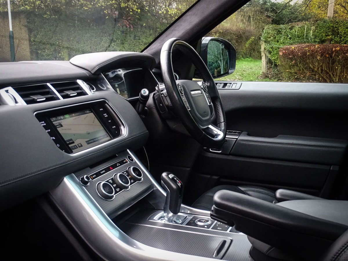 2015 Land Rover  RANGE ROVER SPORT  4.4 SDV8 AUTOBIOGRAPHY DYNAMI For Sale (picture 15 of 24)