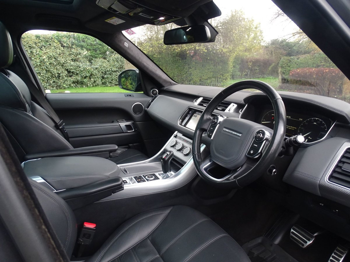 2015 Land Rover  RANGE ROVER SPORT  4.4 SDV8 AUTOBIOGRAPHY DYNAMI For Sale (picture 20 of 24)