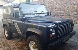 1985 Land Rover Defender 90 2dr 2.5 (petrol) RHD For Sale