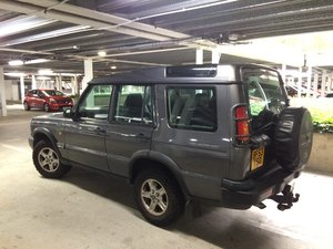 2003 Land Rover Discovery 2 TD5