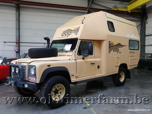 Land Rover Defender 130 Mobilhome 2002 For Sale