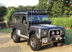 2002 Land Rover Defender 90 TD5 Genuine Tomb Raider 1 of 250 For Sale
