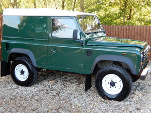 Picture of 2005 Land Rover Defender 90 Hard Top SOLD