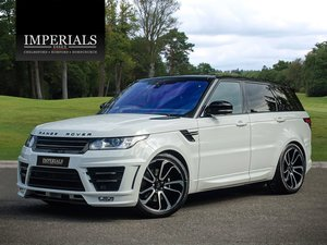 2017 Land Rover  RANGE ROVER SPORT  3.0 SDV6 HSE WITH ULTIMATE ST