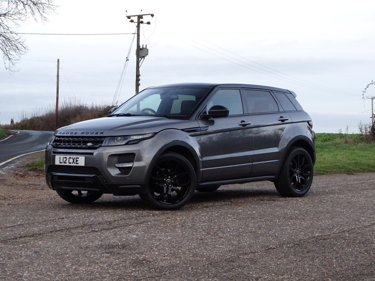 Land Rover  RANGE ROVER EVOQUE  2.2 SD4 DYNAMIC LUX 2015 MOD For Sale (picture 1 of 21)