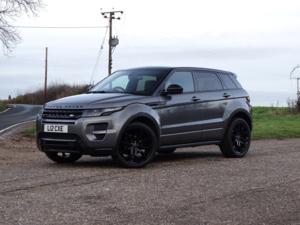 Land Rover  RANGE ROVER EVOQUE  2.2 SD4 DYNAMIC LUX 2015 MOD