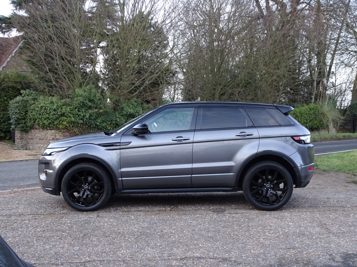 Land Rover  RANGE ROVER EVOQUE  2.2 SD4 DYNAMIC LUX 2015 MOD For Sale (picture 2 of 21)