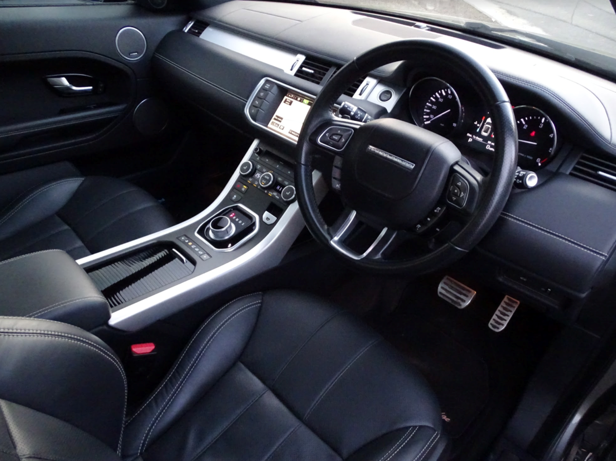 Land Rover  RANGE ROVER EVOQUE  2.2 SD4 DYNAMIC LUX 2015 MOD For Sale (picture 4 of 21)