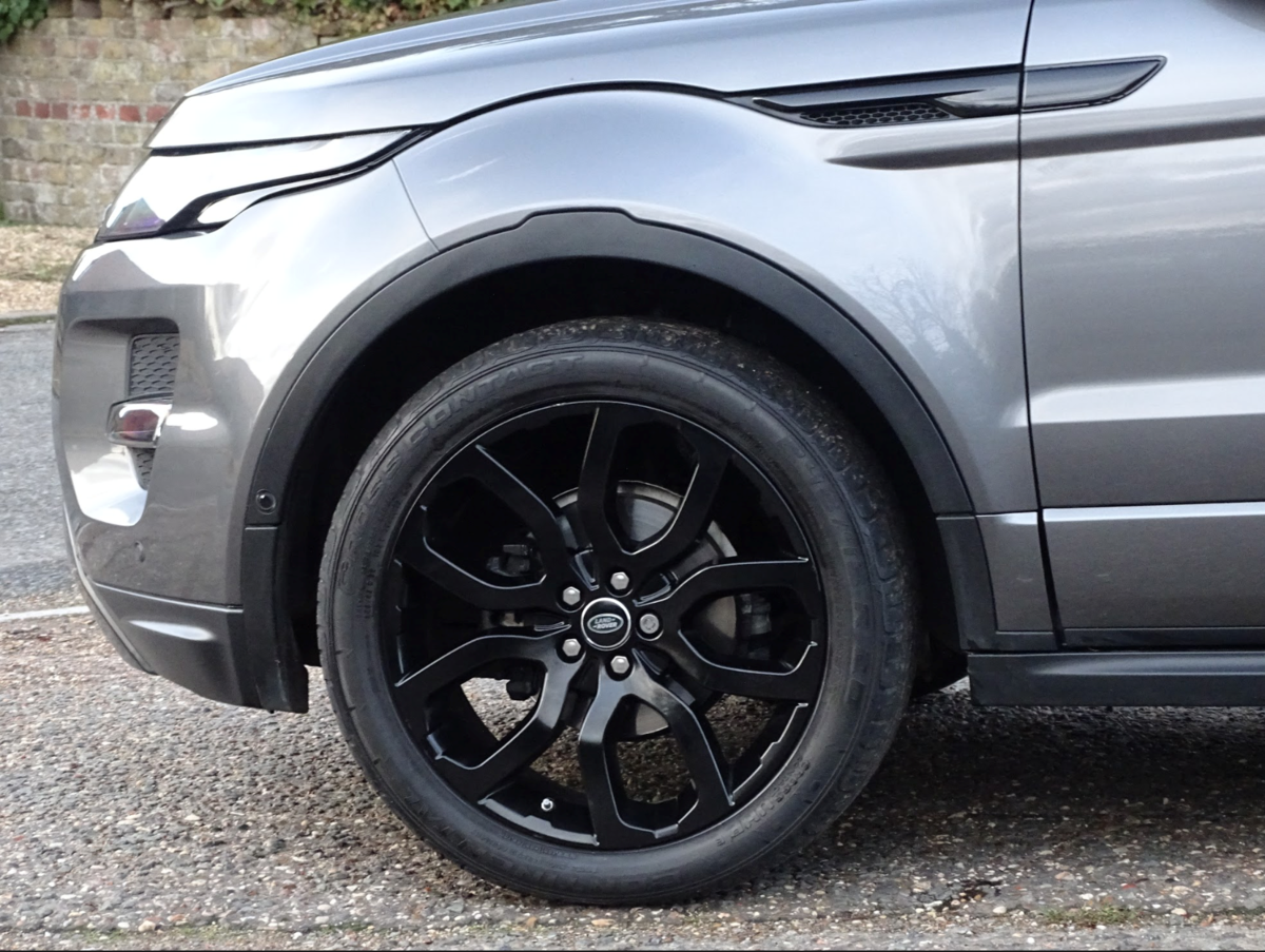Land Rover  RANGE ROVER EVOQUE  2.2 SD4 DYNAMIC LUX 2015 MOD For Sale (picture 5 of 21)