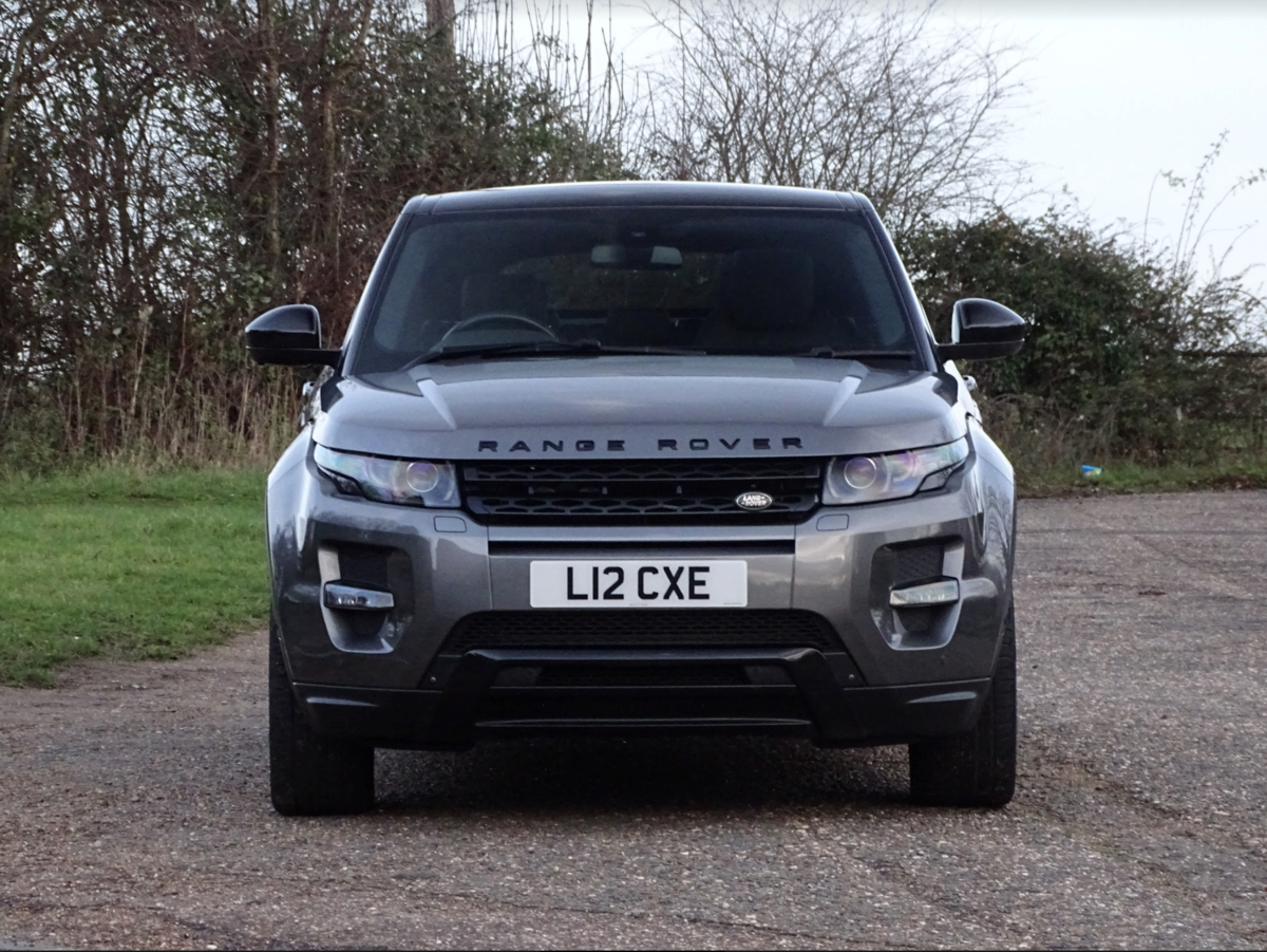 Land Rover  RANGE ROVER EVOQUE  2.2 SD4 DYNAMIC LUX 2015 MOD For Sale (picture 11 of 21)