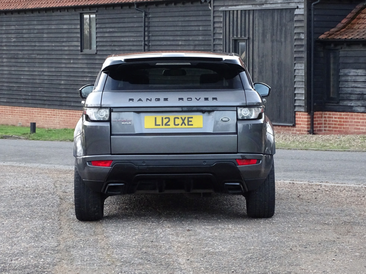 Land Rover  RANGE ROVER EVOQUE  2.2 SD4 DYNAMIC LUX 2015 MOD For Sale (picture 12 of 21)