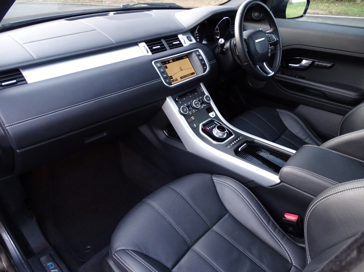 Land Rover  RANGE ROVER EVOQUE  2.2 SD4 DYNAMIC LUX 2015 MOD For Sale (picture 13 of 21)