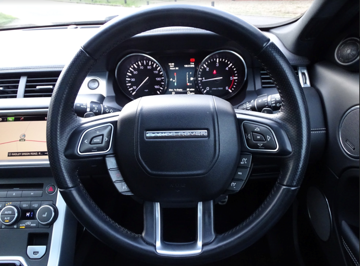 Land Rover  RANGE ROVER EVOQUE  2.2 SD4 DYNAMIC LUX 2015 MOD For Sale (picture 14 of 21)