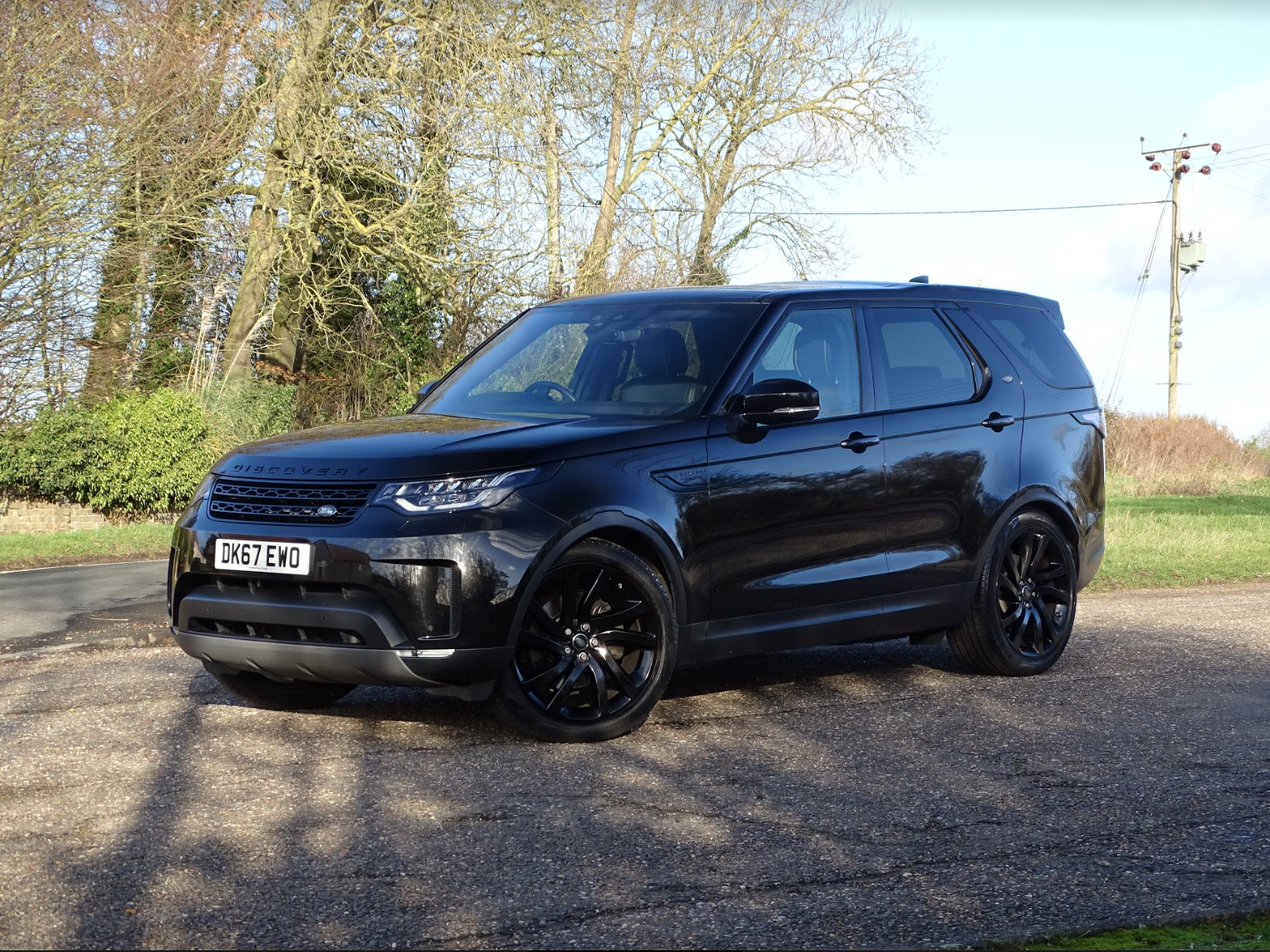 2017 Land Rover  DISCOVERY  3.0 SDV6 HSE 7 SEATER AUTO  41,948 For Sale (picture 1 of 13)