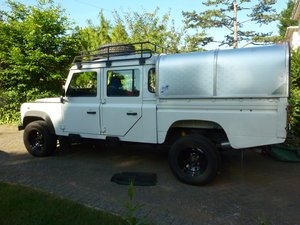 2005 Land Rover Defender 130 Double Cab
