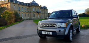 2010 LHD LAND ROVER DISCOVERY 4 2.7 TDV6 LEFT HAND DRIVE 4X4 For Sale