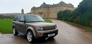 2012 LHD RANGE ROVER SPORT 3.0 SDV6 HSE, LEFT HAND DRIVE
