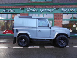 Picture of 2014 Land Rover Discovery 90 TD Hard Top XS  SOLD