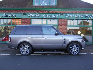 2012 Range Rover Autobiography Ultimate Edition