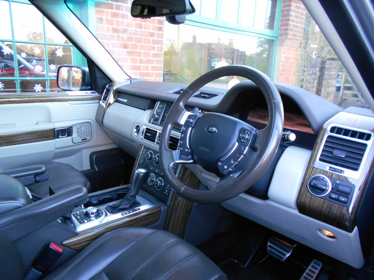 2012 Range Rover Autobiography Ultimate Edition  For Sale (picture 3 of 5)