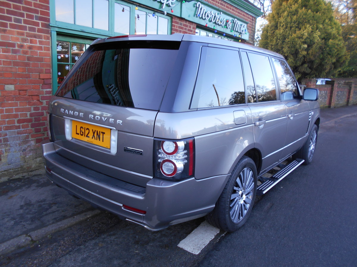 2012 Range Rover Autobiography Ultimate Edition  For Sale (picture 5 of 5)