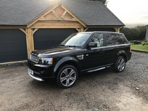 2012 Range Rover Autobiography For Sale