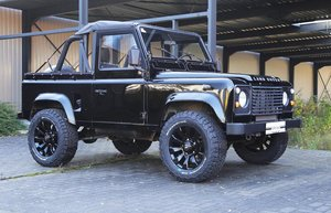 1987 Land-Rover Defender 90 V8 17 Jan 2020