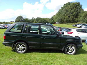 2002 Range Rover P38a dHSE  For Sale