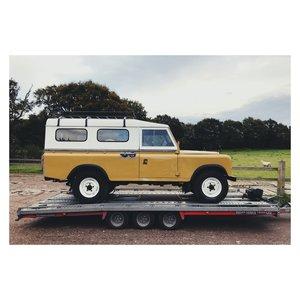 1973 109 series landrover