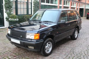 1997 Range Rover P38 4.6 HSE, 57000 Miles, 1 Owner For Sale